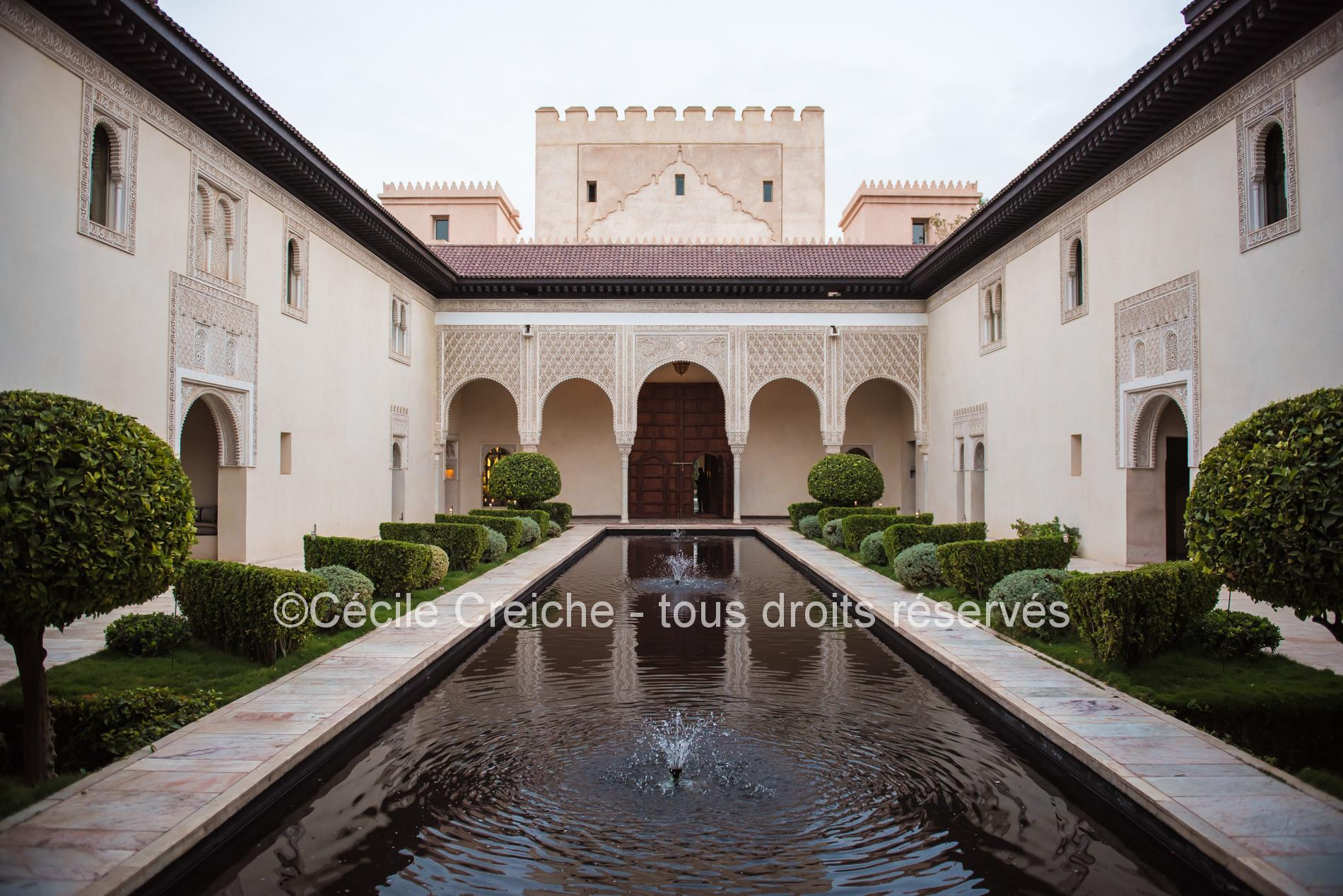 lieux de réception Palmeraie Marrakech - organiser son ...
