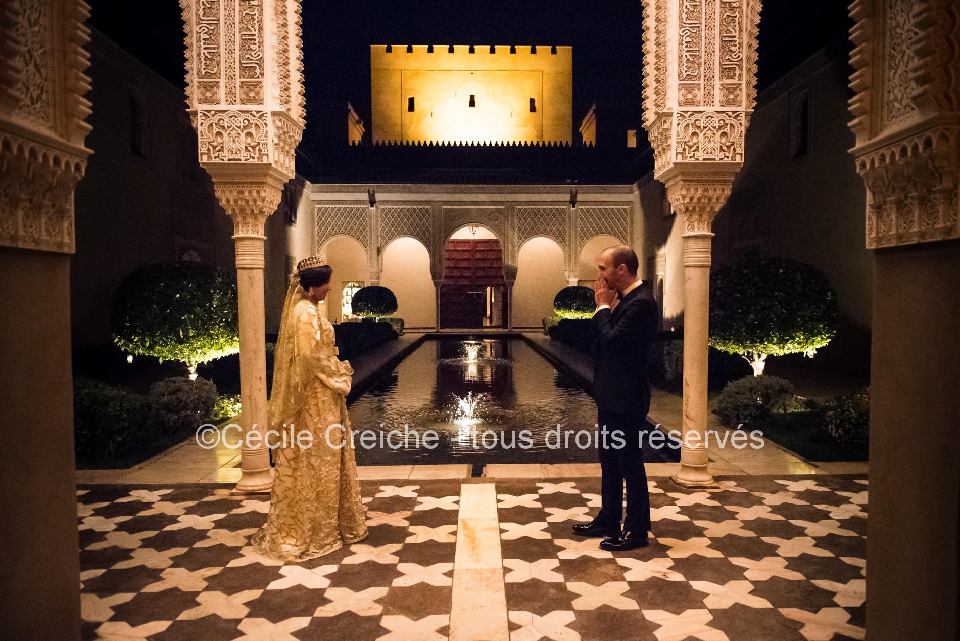 mariage Ksar Char Bagh