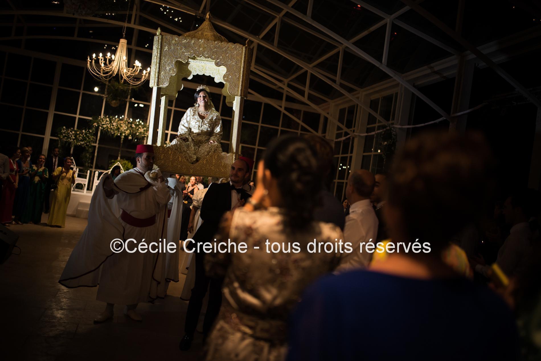 Ksar Char Bagh orangerie mariage