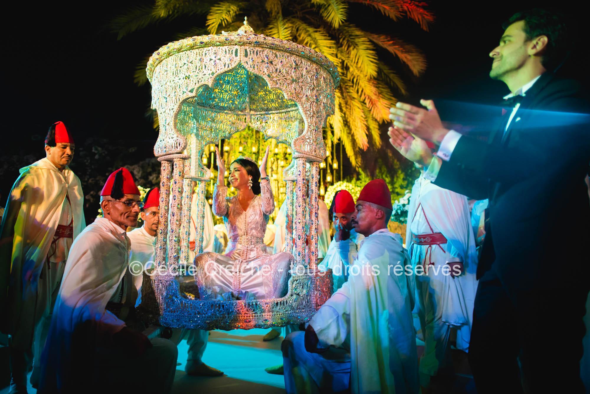 Photographe de mariage maroc