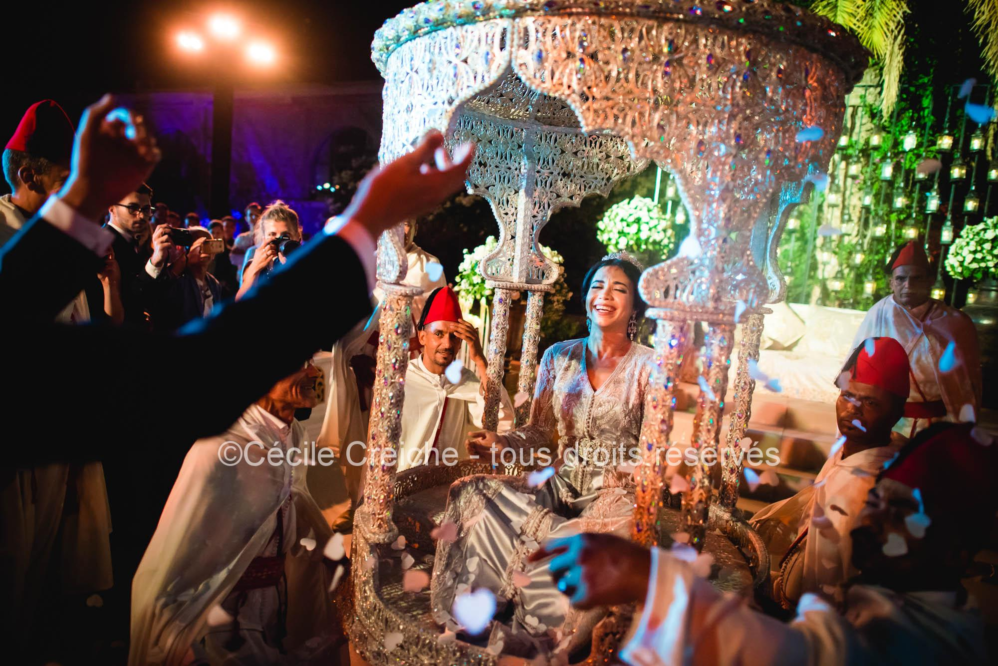 Photographe mariage au maroc