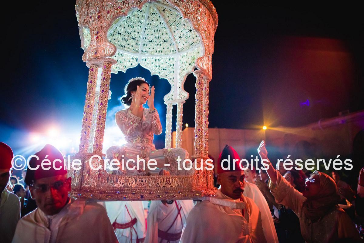 Mariage au Dar soukkar Marrakech
