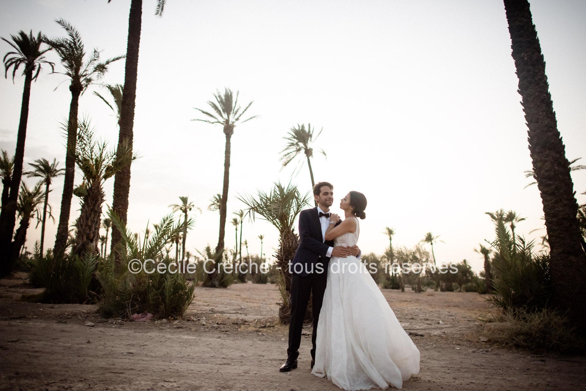 mariage palmeraie marrakech